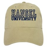 HANSEL University Baseball Cap