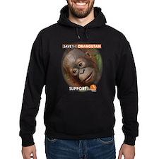 Cute Orangutan Hoodie