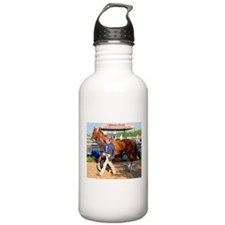 CALIFORNIA CHROME Water Bottle