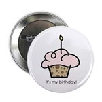 It's my Birthday! Button