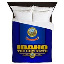 Idaho (v15) Queen Duvet