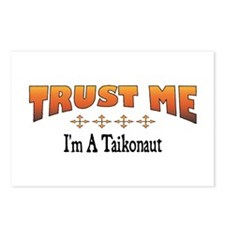 Trust Taikonaut Postcards (Package of 8)
