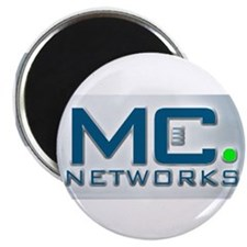 "MC-Networks 2.25"" Magnet (10 pack)"