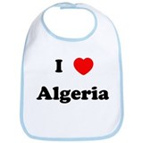 i heart algeria Bib