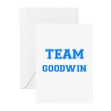 TEAM GOODWIN Greeting Cards (Pk of 10)