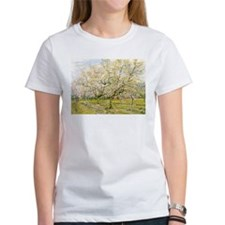 Van Gogh The White Orchard Tee