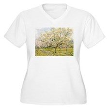 Van Gogh The White Orchard T-Shirt