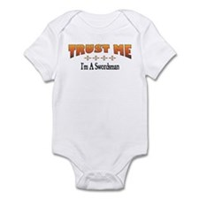 Trust Swordsman Infant Bodysuit