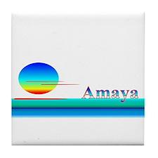Amaya Tile Coaster