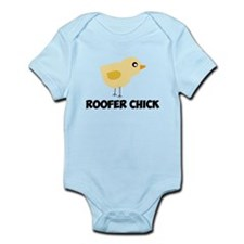 Roofer Chick Body Suit