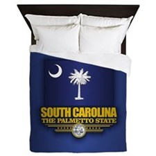 South Carolina (v15) Queen Duvet