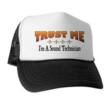 Trust Sound Technician Trucker Hat