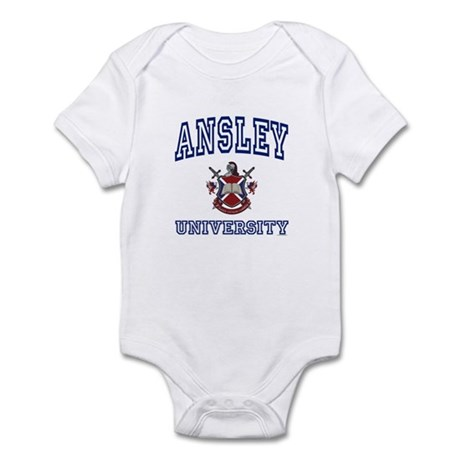 ANSLEY University Infant Bodysuit