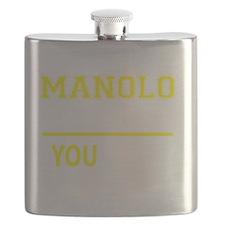 Unique Manolo blahnik Flask