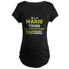 Funny Marius T-Shirt