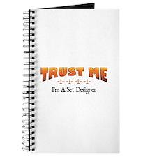 Trust Set Designer Journal