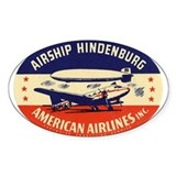 AA - Hindenburg Reproduction Label