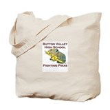 Fighting Pikas Tote Bag