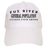 General Population - Fox River Baseball Cap