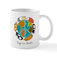 Pigs on Earth Mug