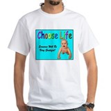 Choose Life Shirt for Pro Life Supporters