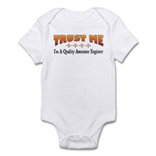 Trust Quality Assurance Engineer Infant Bodysuit