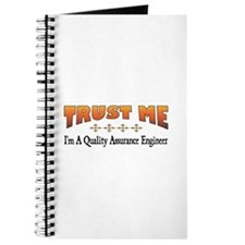 Trust Quality Assurance Engineer Journal