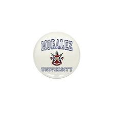 MORALEZ University Mini Button (100 pack)