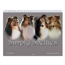 Simply Shelties Calendar