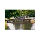 Bourton-On-The-Water Rectangle Magnet (100 pack)