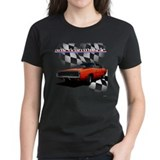 1970 Dodge Charger Red Tee