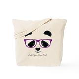 Panda Totes & Shopping Bags