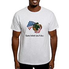 Custom Flag and Eagle T-Shirt