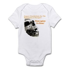 Neanderthals For The Reclamation Of Europe Infant