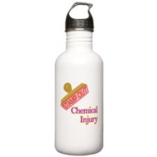 Chemical Injury Water Bottle