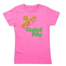 Cerebral Palsy Girl's Tee