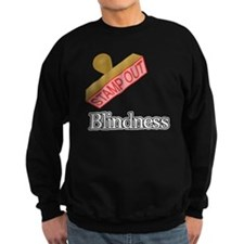 Blindness.png Sweatshirt