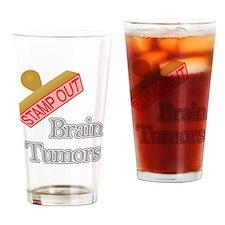 Brain Tumors Drinking Glass