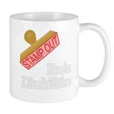 Brain Disabilities Mugs