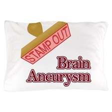 Brain Aneurysm Pillow Case