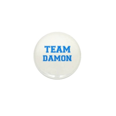 TEAM DAMON Mini Button