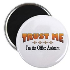 "Trust Office Assistant 2.25"" Magnet (100 pack"