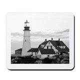Portland Headlight - Mousepad