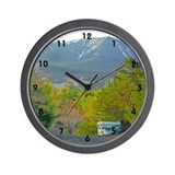 Pockwockamus Wall Clock