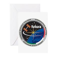 Futura Mission Logo Greeting Cards (Pk of 10)