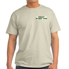Crazy Plant Man T-Shirt