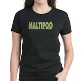 Maltipoo IT'S AN ADVENTURE Tee