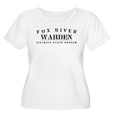 Warden - Fox River T-Shirt