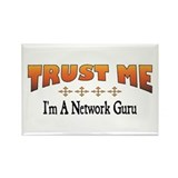 Trust Network Guru Rectangle Magnet (100 pack)