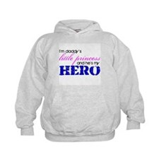 Daddy's Little Princess Hoody